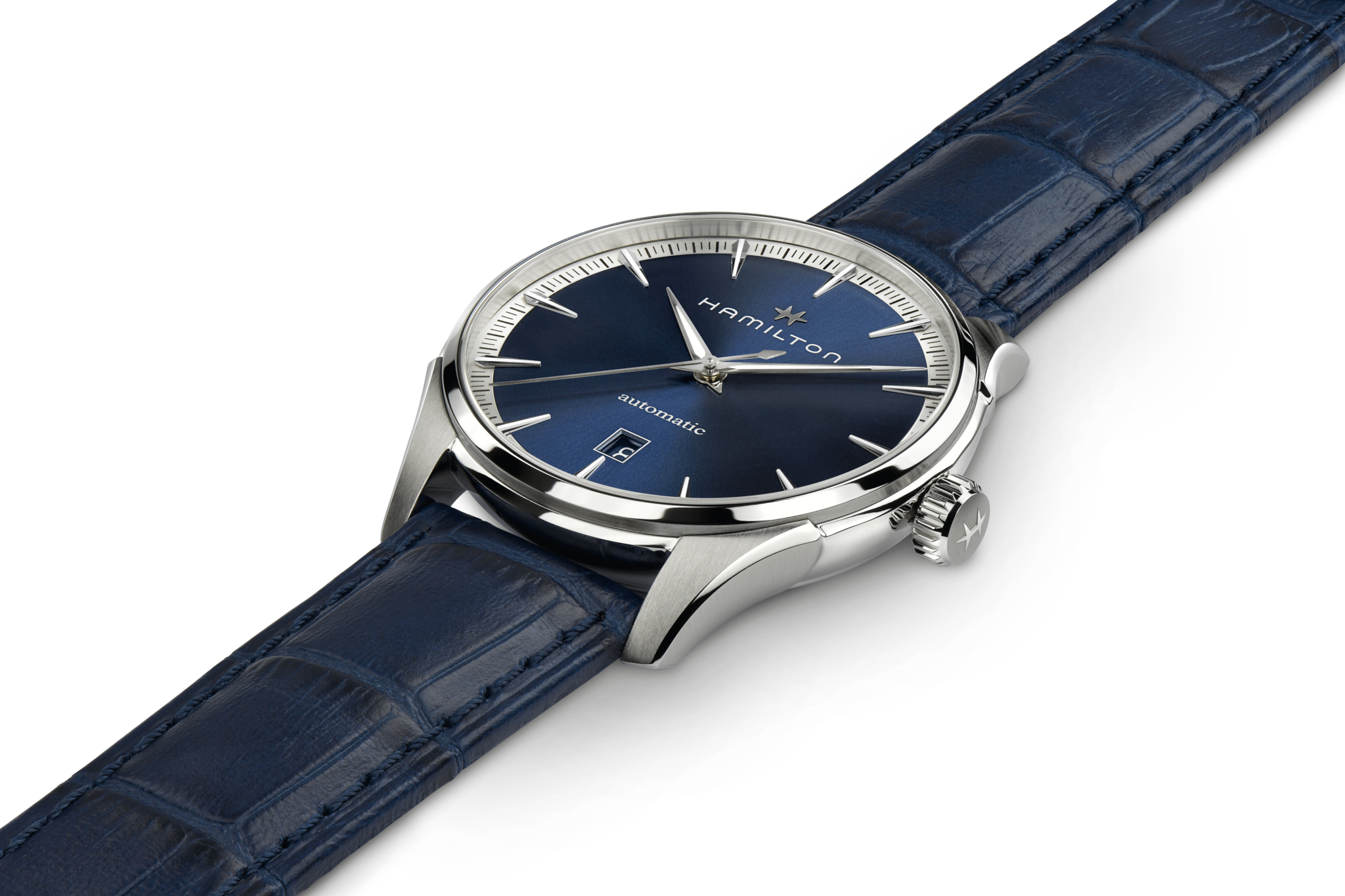 Hamilton Jazzmaster Automatic (Blue Dial / 40mm)