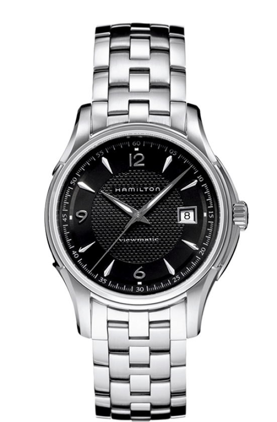 Hamilton Jazzmaster Viewmatic Auto (Black Dial / 40mm)