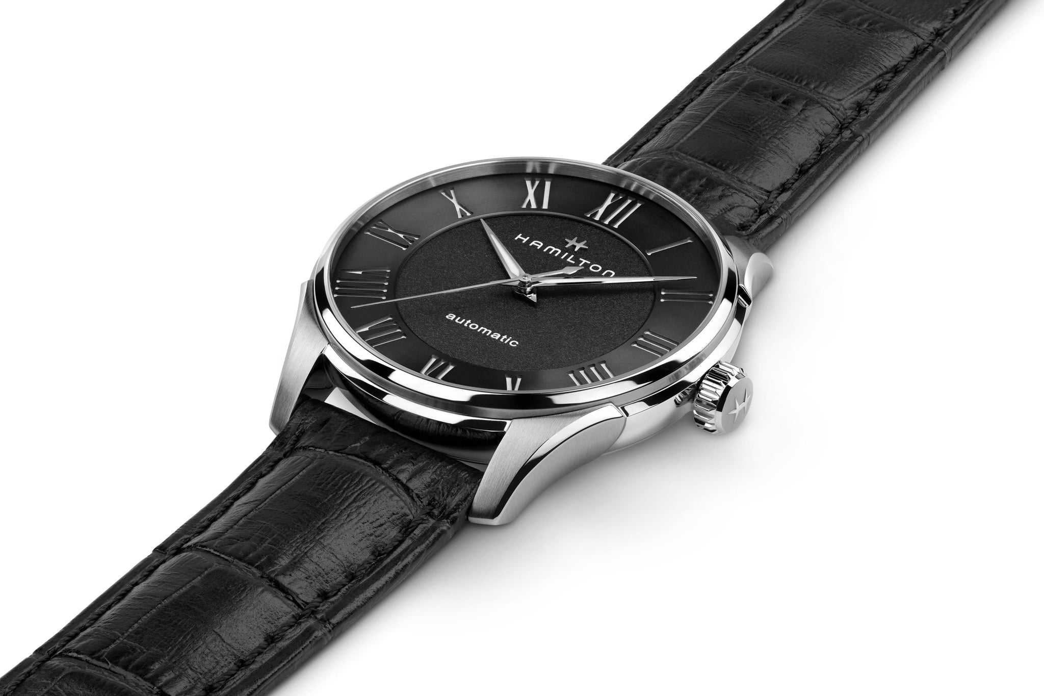 Hamilton Jazzmaster Automatic (Black Dial / 40mm)