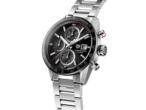 TAG Heuer Carrera Calibre 16 Automatic Chronograph (Black Dial / 41mm)