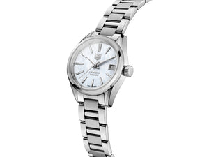 TAG Heuer Carrera Ladies Automatic (White Dial / 28mm)