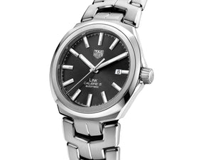 TAG Heuer Link Automatic (Black Dial / 41mm)