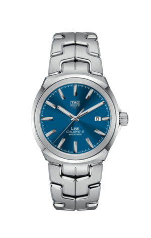 TAG Heuer Link Automatic (Blue Dial / 41mm)