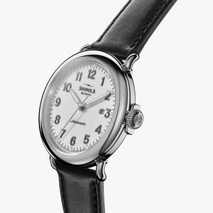 Shinola The Runwell Automatic (White Dial / 45mm)