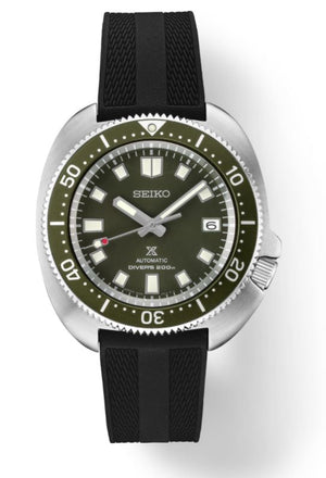 Seiko Prospex 1970 Diver 'Captain Willard' SPB153 Automatic (Green Dial / 43mm)