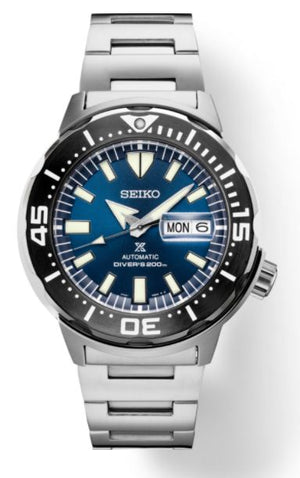 Seiko Prospex Diver Monster SRPD25 Automatic (Blue Dial / 42mm)