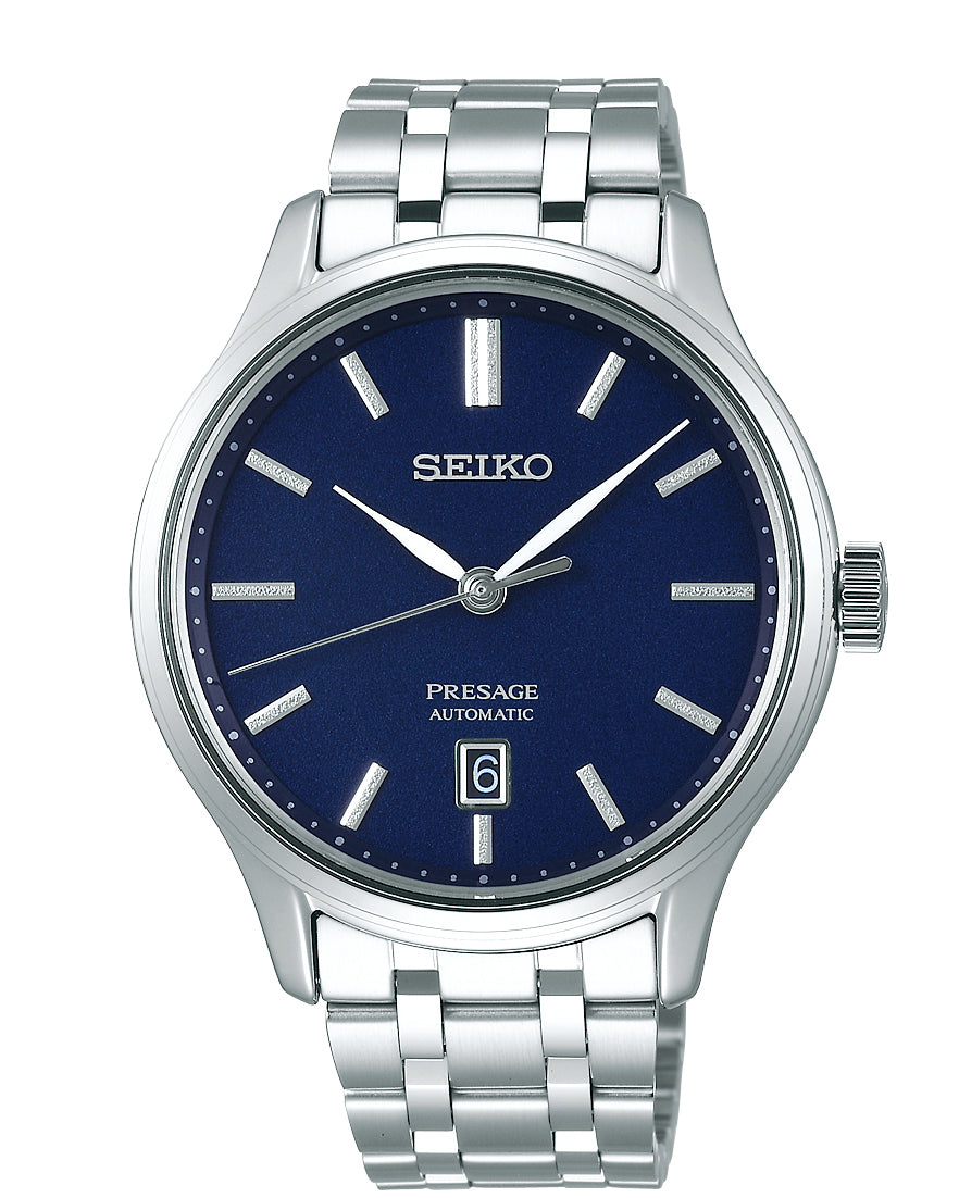 Seiko Presage SRPD41 Automatic (Blue Dial / 42mm)