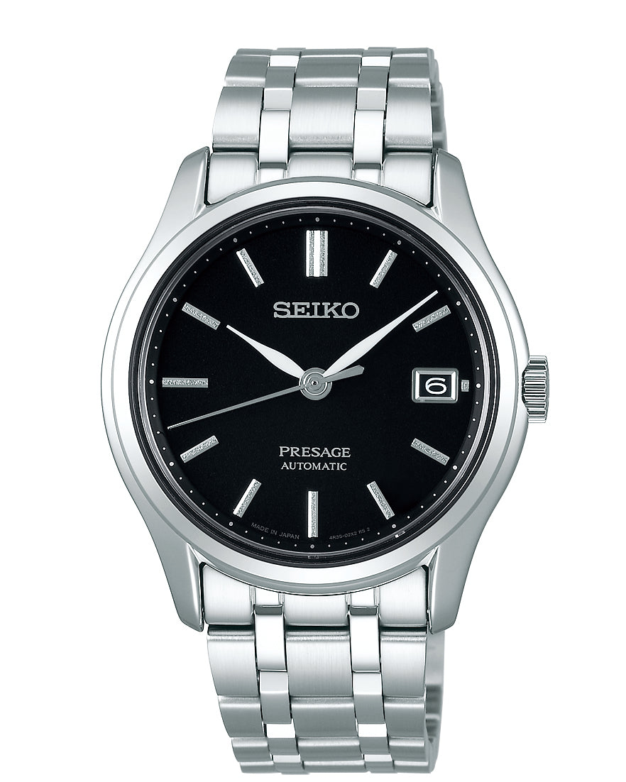 Seiko Presage SRPD99 Automatic (Black Dial / 38mm)