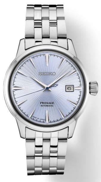 Seiko Presage SRPB43/SRPE19 Automatic (Icey Blue Dial / 40mm)