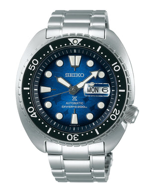 Seiko Prospex Diver Save The Ocean Special Edition SRPE39 Automatic (Blue Dial / 45mm)