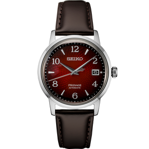 Seiko Presage SRPE41 Automatic (Red Dial / 39mm)