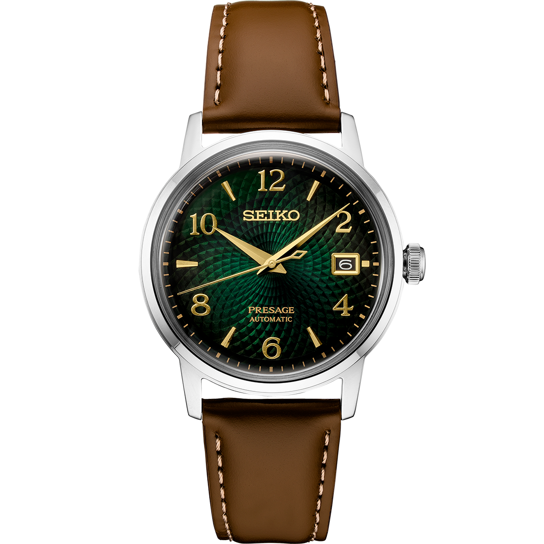 Seiko Presage SRPE45 Automatic (Green Dial / 39mm)