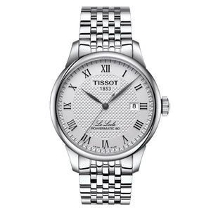 Tissot Le Locle Powermatic 80 (Silver Dial / 39mm)