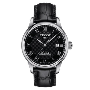 Tissot Le Locle Powermatic 80 (Black Dial / 39mm)