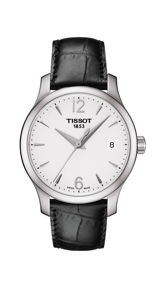 Tissot Tradition Quartz (Silver Dial / 33mm)