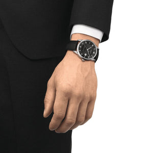 Tissot Luxury Powermatic 80 Automatic (Black Dial / 41mm)