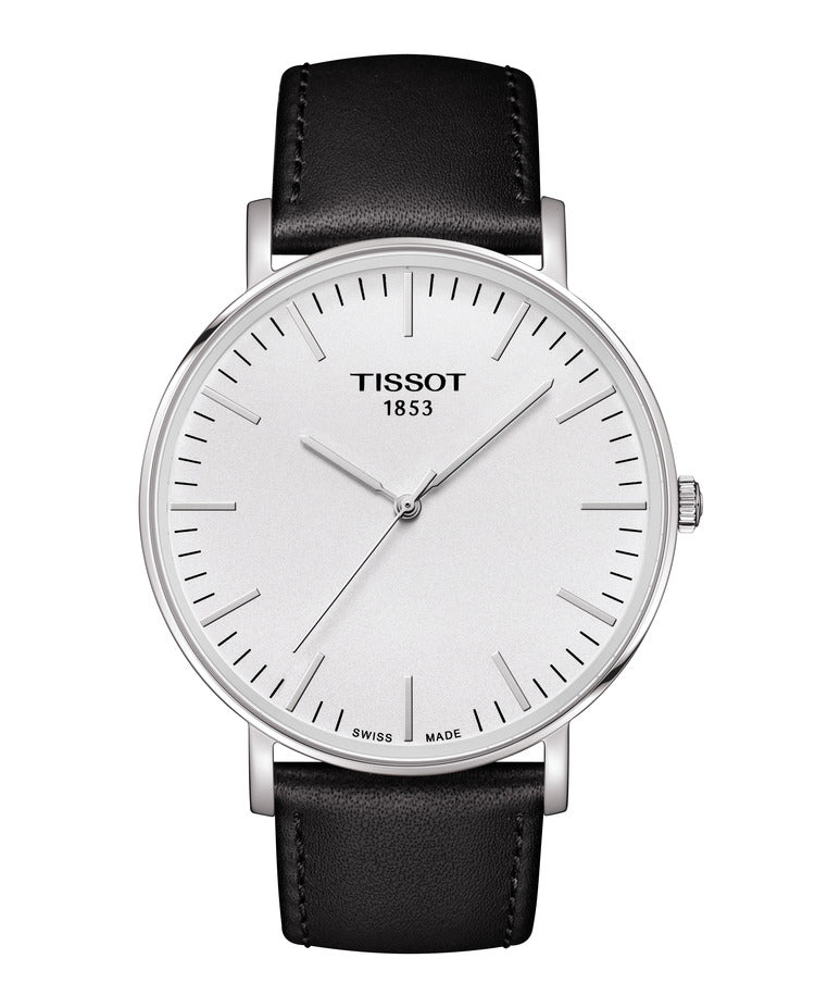 Tissot Everytime Large Quartz (Silver Dial / 42mm)