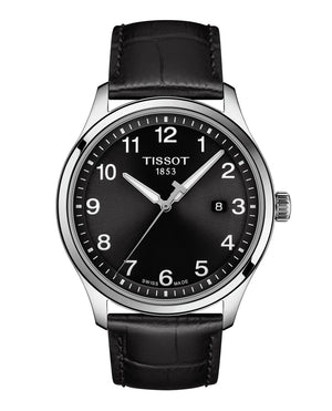 Tissot Gent XL Classic Quartz (Black Dial / 42mm)