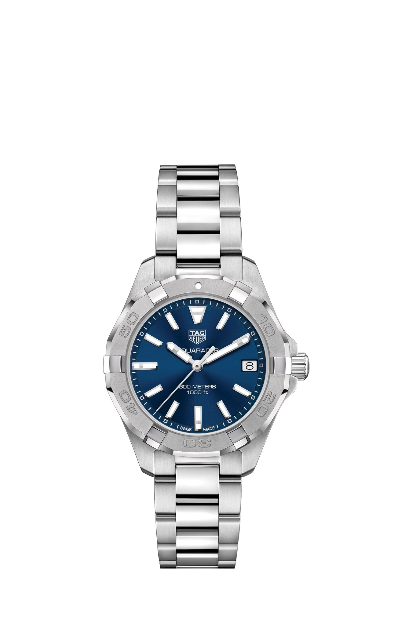 TAG Heuer Aquaracer Quartz (Blue Dial / 32mm)