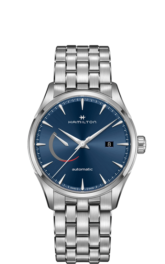 Hamilton Jazzmaster Power Reserve Auto (Blue Dial / 42mm)