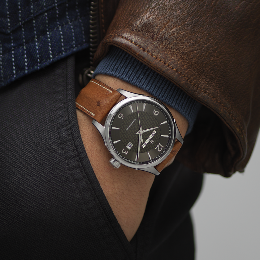Hamilton Jazzmaster Viewmatic Auto (Grey Dial / 44mm)