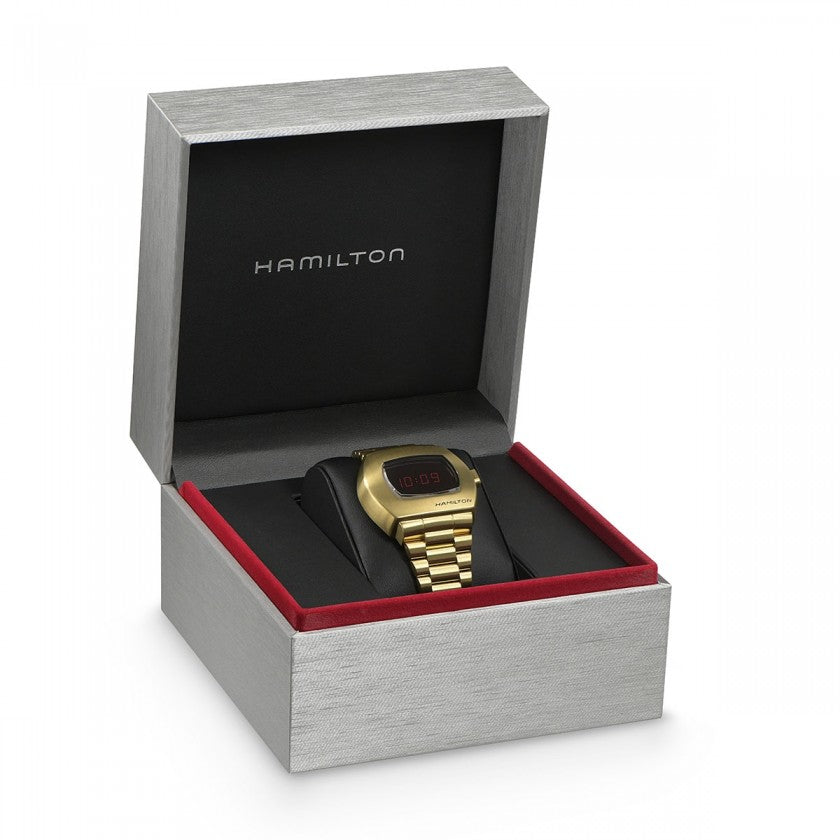 Hamilton PSR Limited Edition (Black Dial / 41mm / Yellow)
