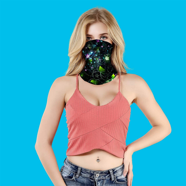 Neck Gaiter Face Scarf Mask Bandana Dust Face Mask Motorcycle Face Mask for Women Men Face Scarf