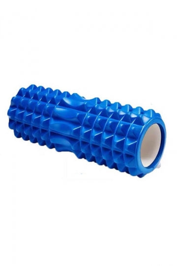 Deep Tissue Massage Foam Roller (Purple,Pink,Black,Blue)