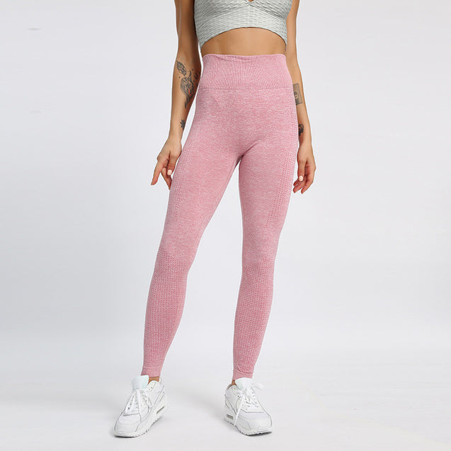 Tummy Control Leggings Women Workout Leggings Yoga Pants Seamless Pants High Elastic Fitness Training Pants Gym Women Leggings