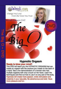 Big O DVD hypnosis - by Wendi Friesen