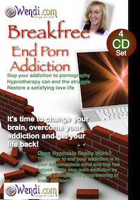 Break Free-End Porn Addiction Hypnosis CDs- by Wendi Friesen