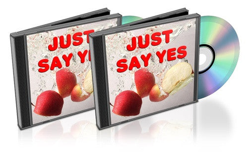 Just Say Yes- Weight Loss and Exercise