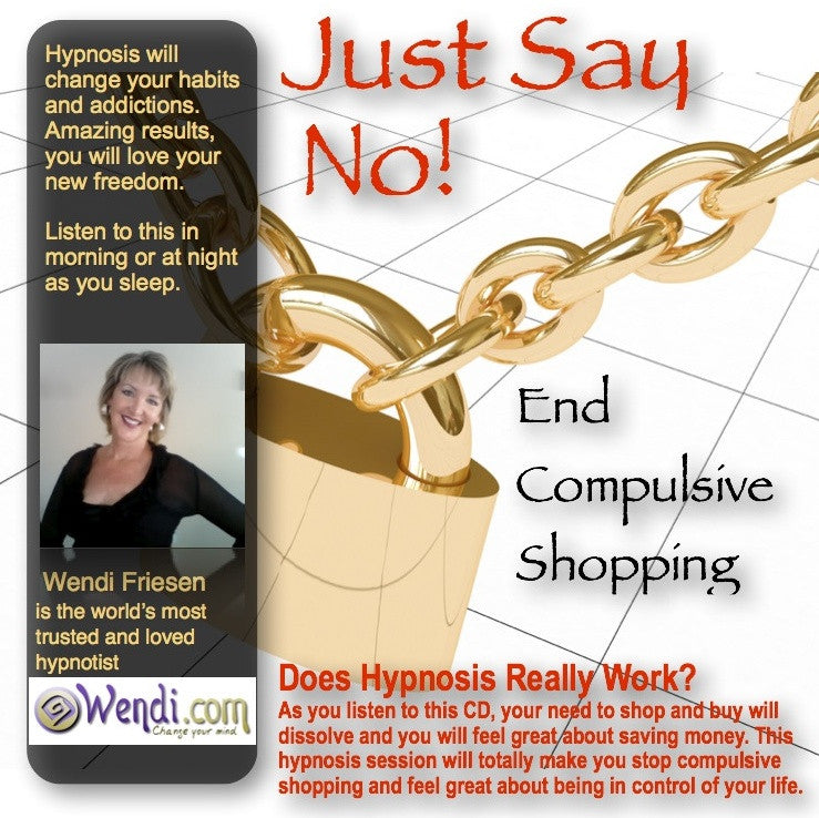 Just Say No- End Compulsive Shopping- download