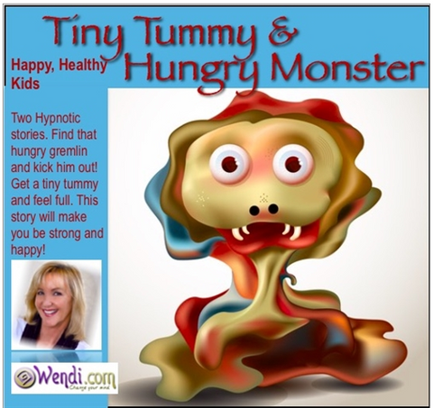 Child Bedtime Story- Hunger Monster and Tiny Tummy download