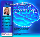 Tremor Calming Hypnosis CD