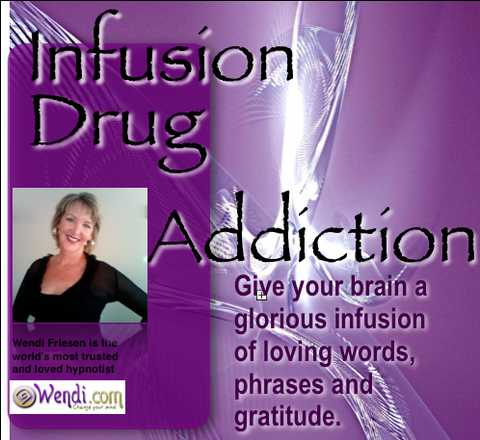 Infusion Drug Addiction Relief- Hypnosis download
