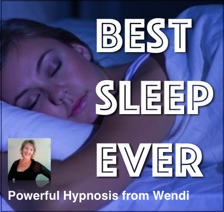 Best Sleep Ever- Hypnosis Download by Wendi Friesen