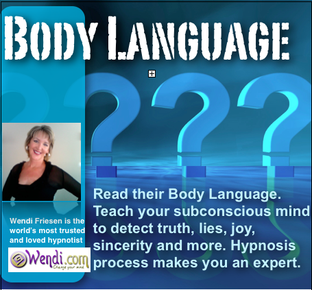 Body Language- hypnosis download