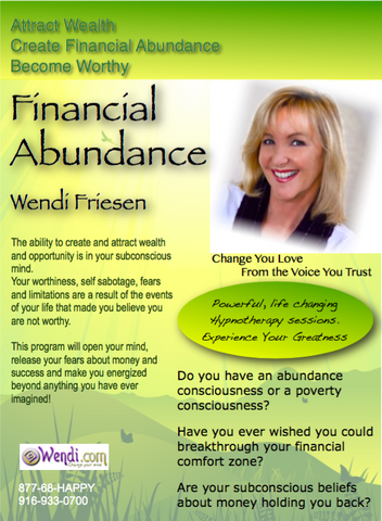 Financial Abundance Trainer's Manual- download