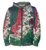 Flow Art Hoodies