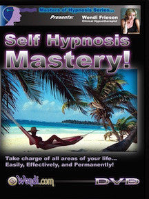 Self Hypnosis  Mastery 1 DVD - by Wendi Friesen