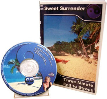 Sweet Surrender- Stress Relief Hypnosis download by Wendi Friesen