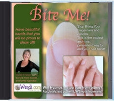 Stop Fingernail Biting- hypnosis by Wendi Friesen