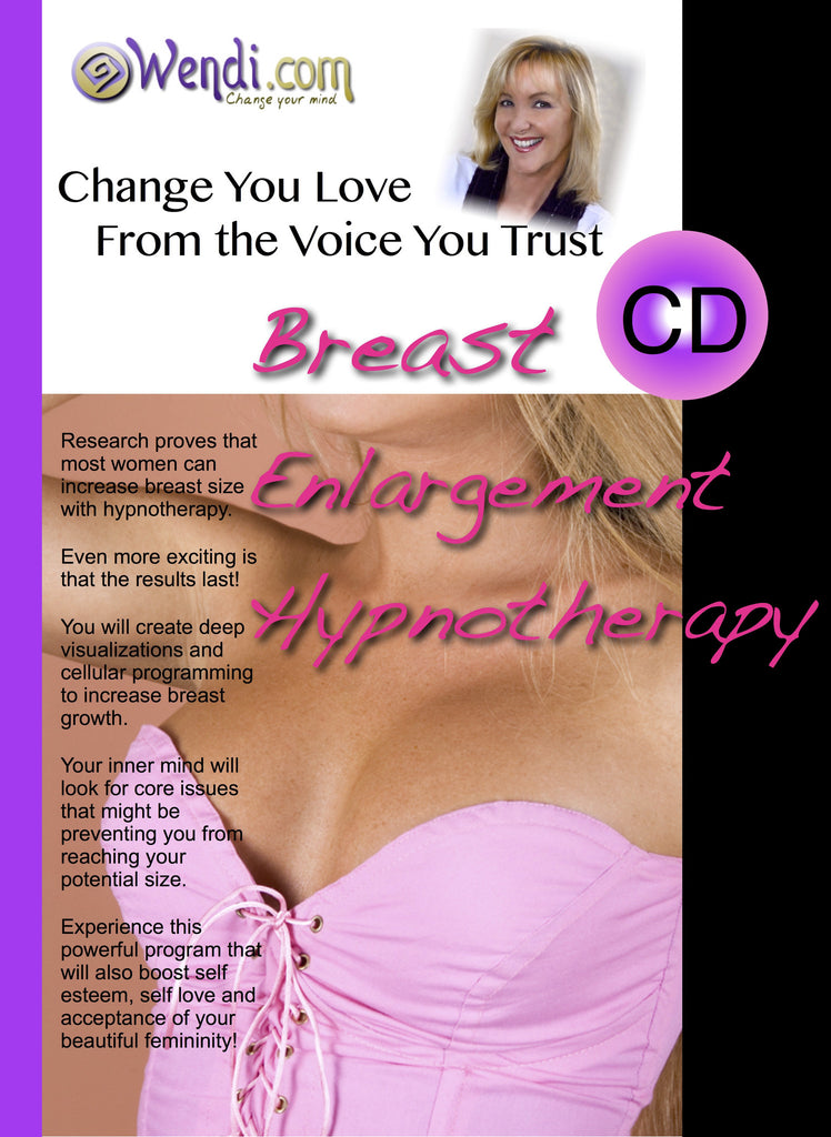 Breast Enlargement Hypnosis Download- by Wendi Friesen