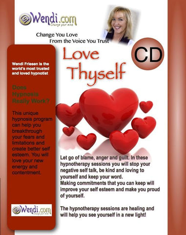 Love Thyself- hypnosis download