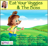 Children's Hypnotic stories for healthy eating - CD set- By Wendi Friesen