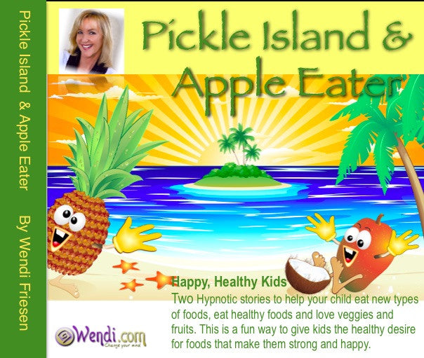 Children's Hypnotic Stories For Healthy Eating Download By Wendi Delectable Child Love Images Download