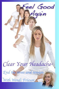 Clear Head Hypnosis for Headaches, download- by Wendi Friesen
