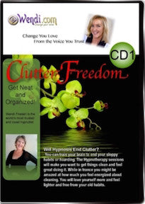 Clutter Freedom- Hypnosis  Download
