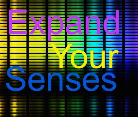Expand Your Senses, Sensual Experiment